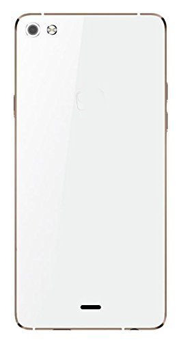 MIMOB Glass Back Door Panel for Micromax Canvas Sliver 5 Q450 White