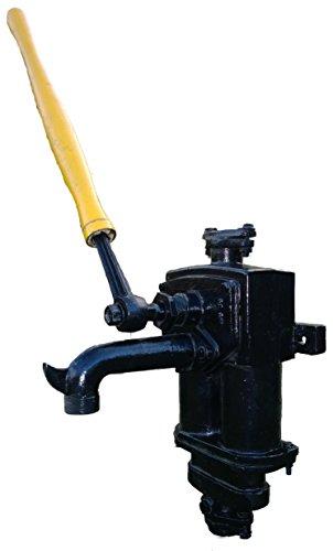 Doppelkolbenpumpe für ihren Garten --- Gartenpumpe Handpumpe Wasserpumpe Brunnenpumpe Schwengelpumpe auch zum Wasser fördern aus Zisterne Regentonne Seen Brunnen usw.mit z.B. Saugschlauch geeignet !