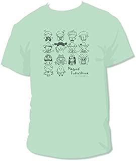 みはるのハルミーゴ Tシャツ (アイスグリーン, 150)