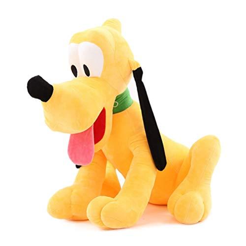 EASTVAPS 30cm Pluto Perro Muñeca Anime Peluches Animales de Peluche Juguete de Navidad para niños