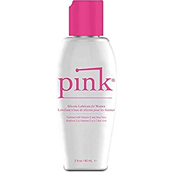 Pink Silicone Lube for Women -- 2.8oz Empowered