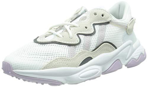 adidas Ozweego W, Zapatillas Deportivas Mujer, Blanco (Cloud White/Soft Vision/Off White), 36 2/3 EU