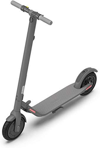 [ストレージバッグセット] Segway-Ninebot Kickscooter E22 電動 キックスクーター 軽量 航空機クラスアルミ合金 折りたたみ ハイデザイン セグウェイ ナインボット グレー 54278