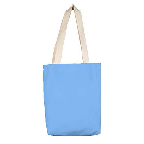DKISEE Effen kleur Herbruikbare Canvas Tote Bag met Binnenzak Milieuvriendelijk Bedrukte Tas Grote Casual Schoudertas Winkeltas Handtas, Beige 32x38CM(Length x Height) Pattern 23