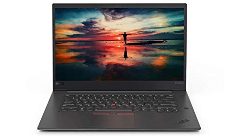 Lenovo ThinkPad X1 Extreme Laptop, 15.6in FHD (1920 x 1080), 8th Gen Intel Core i7-8750H, 16GB RAM, 512 GB Solid State Drive, Windows 10 Home (Renewed)