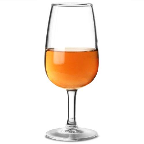 Arcoroc ARC 42258 Viticole Schnapsglas, Shotglas, Stamper, 120ml, Glas, transparent, 6 Stück