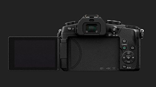 Panasonic Lumix DMC-G80EG-K Fotocamera Digitale
