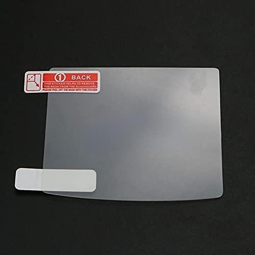 Einuz 2 unids plástico pantalla LCD lente protectora película protector repalcement para Gameboy Color Micro Pocket GBC GBM GBP GB consola (para GBC)