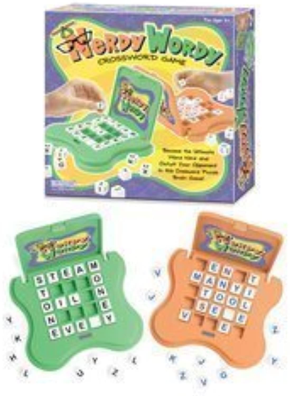 Nerdy Wordy Game by Briar Patch