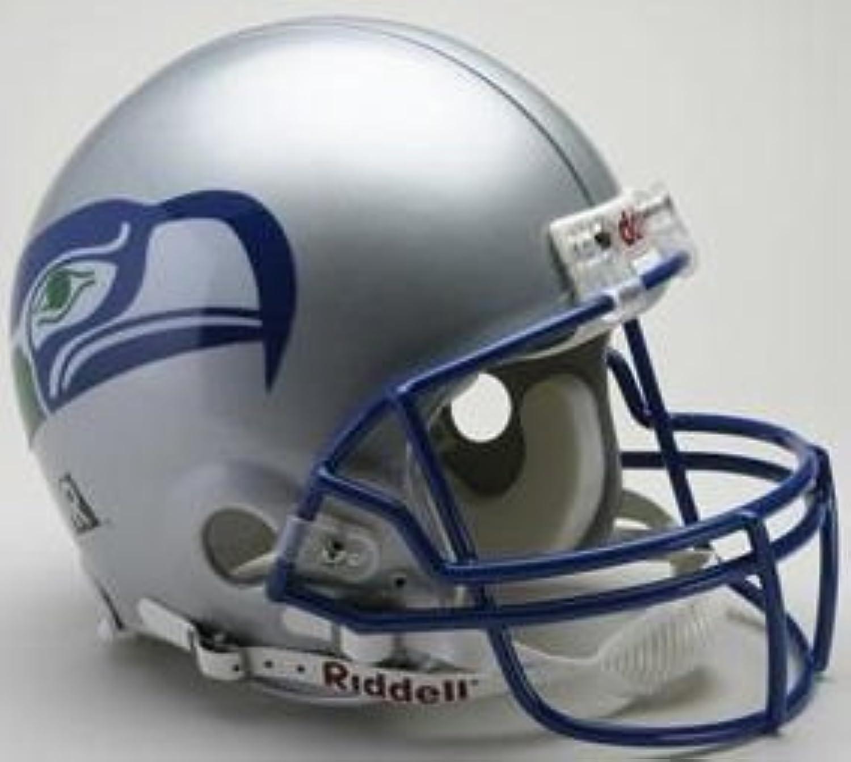 Seattle Seahawks 1983 to 2001 Football Helmet