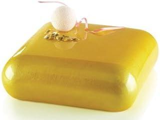 Siliko Gem 600 ml Designer Square Cake Chocolate Sweet Mould