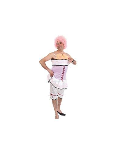 DISBACANAL Disfraces cachondos de tetona Adulto - -, XL