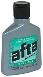 Mennen Afta Original After Shave Skin Conditioner 3 oz. (Pack of 6) by Mennen