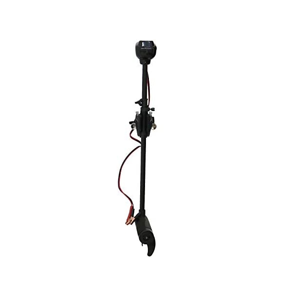 Oypla 40'/lb Electric Outboard Trolling Motor 12v Battery Operated