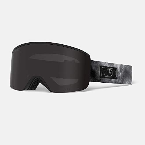 Giro Ella - Gafas de nieve para mujer, color negro y blanco con lentes de infrarrojos vívidos (2021)