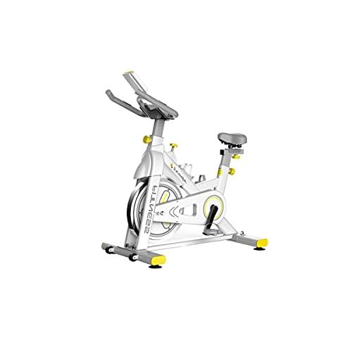 Bicicleta de spinning Bicicleta De Ejercicio Para Interiores, Bicicleta De Spinning, Asiento De Manillar Ajustable, Gimnasio Adecuado Para Ejercicio En Casa, Bicicleta De Ejercicio Con Todo I(Color:A)