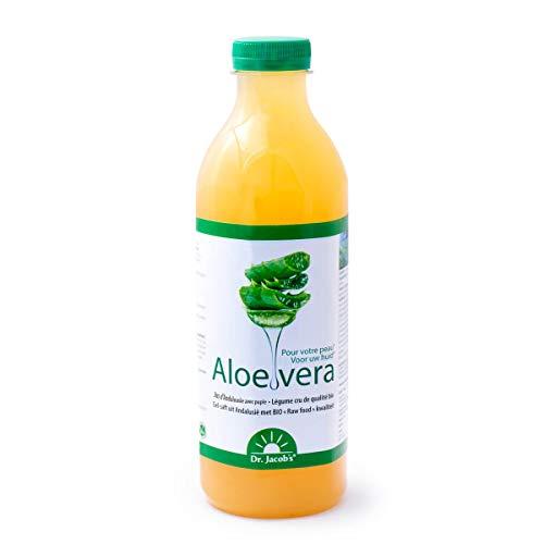 Jus Aloe vera bio (avec pulpe) - Dr. Jacob's®