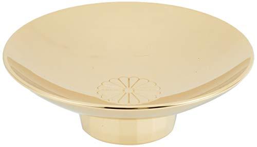 竹中銅器 盃 金 Φ7.5cm 金杯菊 7.5cm 175-68