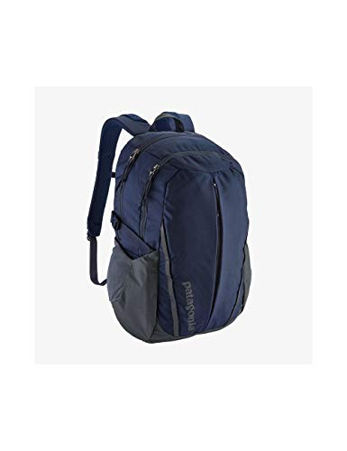 Patagonia Refugio Pack 28 l, Kletterrucksack, Unisex, für Erwachsene, klassisches Marineblau, Einheitsgröße