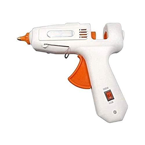 Pistola de Silicona, Caliente pistola de pegamento caliente eléctrico Mini Melt pegamento...