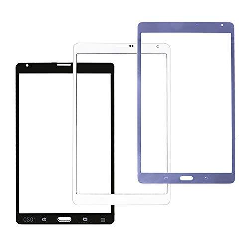 Kit de repuesto de pantalla para Samsung Galaxy Tab S2 8.4 SM-T710 SM-T715 pantalla táctil de cristal de repuesto Kit de reparación (color: T700 marrón)