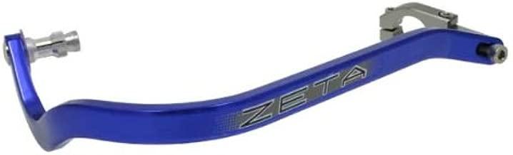 Zeta Drop Down Bend Aluminum Handguards (Pair) for 1 1/8