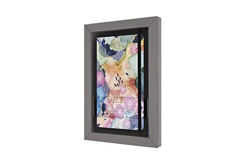 Moleskine - Moleskine Studio Kollektion Notizbuch, Liniertes Papier Notebook, Künstler Yellena James, Hard Cover, Große Größe 13 x 21 cm, 240 Seiten
