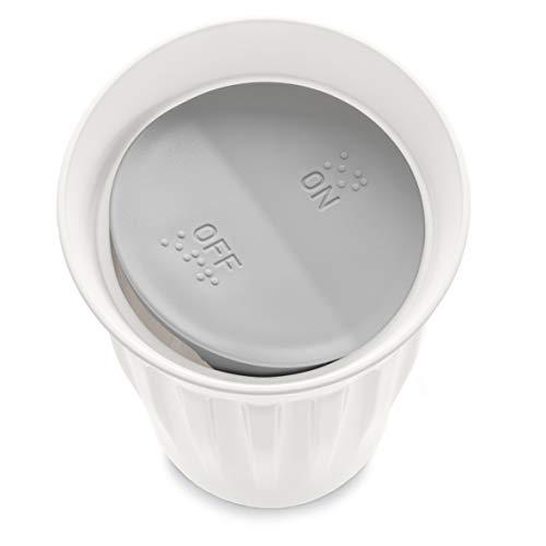 Koziol Coffee To Go Becher weiß, 3586100