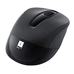 iBall Freego G100 Premium Wireless Optical Mouse for Windows and Mac (Black),iBall,Freego G100