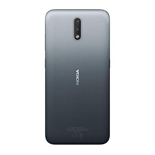 Nokia 2.3 (Charcoal, 2GB RAM, 32GB Storage)