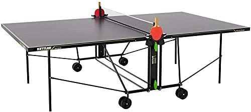 migliori tavoli ping pong kettler esterno