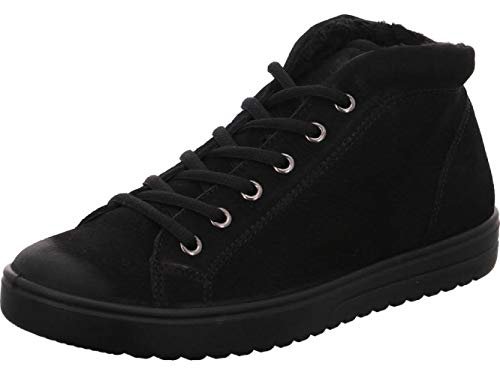Ecco Damen FARA High-Top, Schwarz (BLACK2001), 38 EU