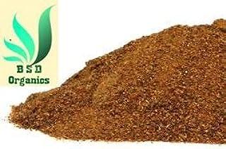BSD Organics Powder of Myrrh Gum/guggul gum/guggal resin for Oral care, food flavoring, Insect repellent- 200 grams