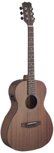 James Neligan DEV-PFI Deveron Series Elektro-Akustik-Salon Parlor, Acoustic-Electric 4/4