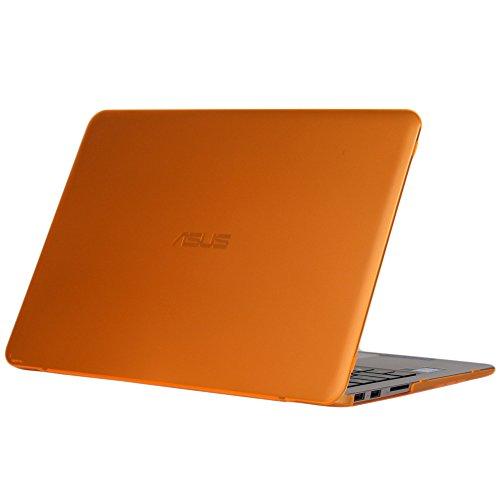 mCover Orange Hartschalen/notebookhüllen Nur für NEU 13.3 - Zoll ASUS ZENBOOK UX305FA / UX305CA / UX305F Notebook