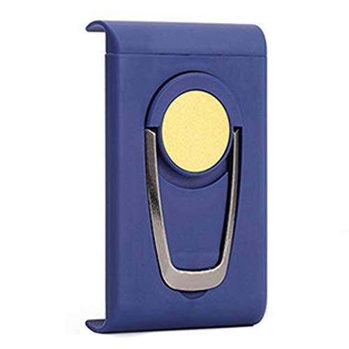jtxqy Soporte de teléfono, universal ajustable para teléfono con ventosa magnética giratoria para el hogar, coche, teléfono