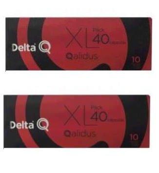 Capsulas Delta Q Qalidus 80 Unidades