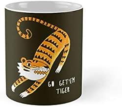Best go get em tiger mug Reviews
