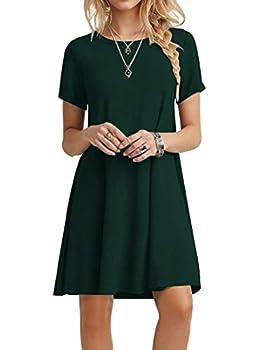 Best green dress shirt womens Reviews