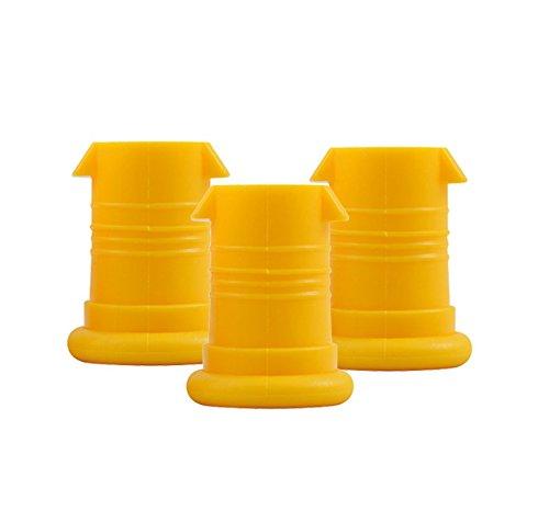 ISYbe Mundstück (3 Stück) Gelb