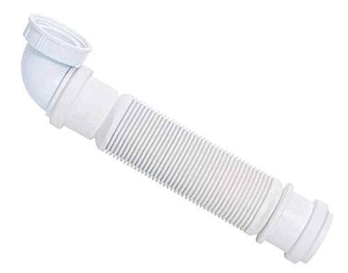 werquin senzo sifon, ruimtebesparend, diameter 32 cm, flexibel membraan
