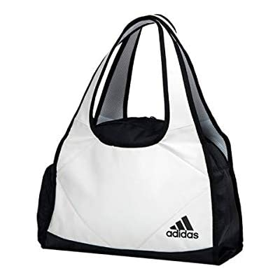 Adidas Padel Weekend Bag 2.0 Blanco, Unisex Adulto, White, Talla Única