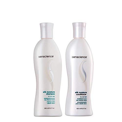 Senscience Silk Moisture Duo Kit (2 Produtos)