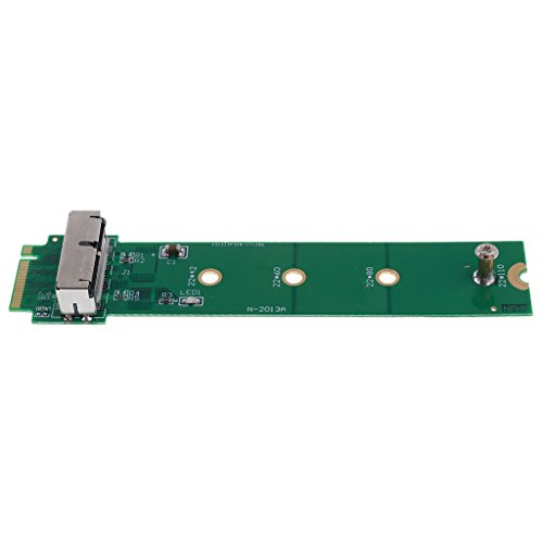 #N/A Solid State SSD to M.2 NGFF PCI Card
