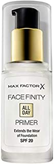 Maxfactor Facefinity All Day Primer Foundation SPF 20