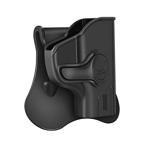 LC9 OWB Holster for Ruger LC9, LC9s, LC380, EC9, EC9s...