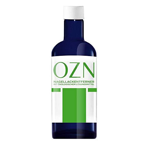 OZN Greeny: Nagellackentferner in der GREEN EDITION