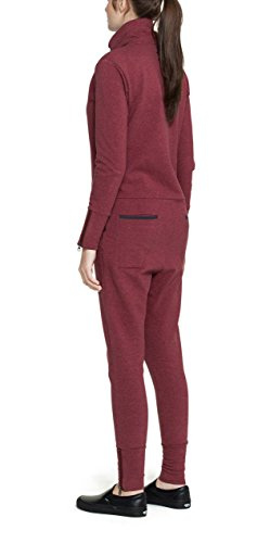 Onepiece Unisex Jumpsuit Out, Rot (Red Mel) - 3