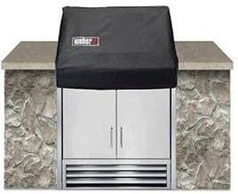 Weber # 30174399 Grill Cover for Specific Summit 460 Built-ins - Replaces 7557 and 9922