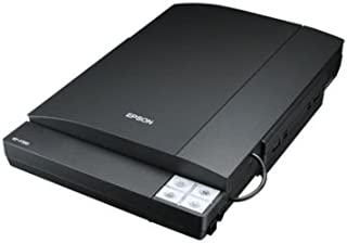 EPSON Colorio Scanner フィルム対応フラットベッドスキャナ 4800dpi CCDセンサ GT-F720